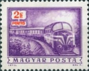 [Postage Due Stamps, Typ AC]