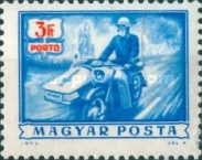 [Postage Due Stamps, Typ AD]