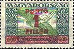 [Postage Stamps of 1924 Overprinted & Surcharged, Typ K]