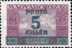 [Postage Stamps of 1924 Overprinted & Surcharged, Typ K3]