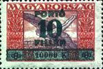 [Postage Stamps of 1924 Overprinted & Surcharged, Typ K4]