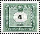 [The 50th Anniversary of Hungarian Postage Due Stamps, Typ U]