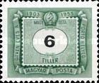 [The 50th Anniversary of Hungarian Postage Due Stamps, Typ U1]