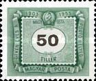 [The 50th Anniversary of Hungarian Postage Due Stamps, Typ U12]