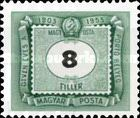 [The 50th Anniversary of Hungarian Postage Due Stamps, Typ U2]
