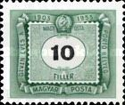 [The 50th Anniversary of Hungarian Postage Due Stamps, Typ U3]