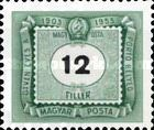 [The 50th Anniversary of Hungarian Postage Due Stamps, Typ U4]