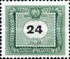 [The 50th Anniversary of Hungarian Postage Due Stamps, Typ U8]