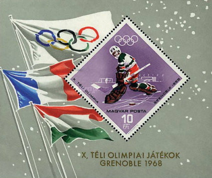 [Winter Olympic Games - Grenoble, France, type ]