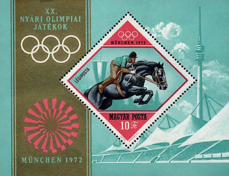 [Olympic Games - Munich, Germany, type ]