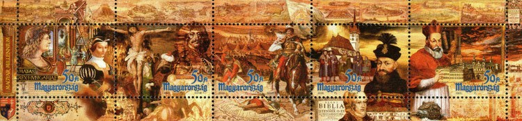 [Millennium - History and Events from Hungarian History, Typ ]