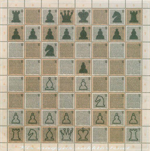 [Small History of Hungarian Chess - Hungarian Defense, Typ ]