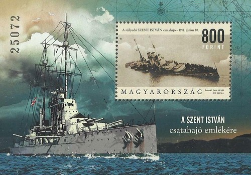[Ships - The 100th Anniversary of the Sinking of SMS Szent István, Typ ]