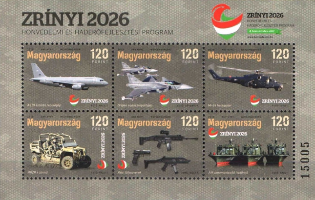 [ZRÍNYI 2026 Defence and Army Development Programme, type ]