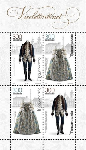 [History of Costumes - Eighteenth Century Formalwear, Typ ]