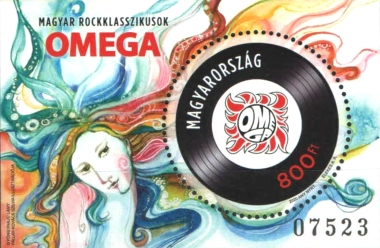 [Hungarian Rock Classics - Omega, Pearls in Her Hair, Typ ]