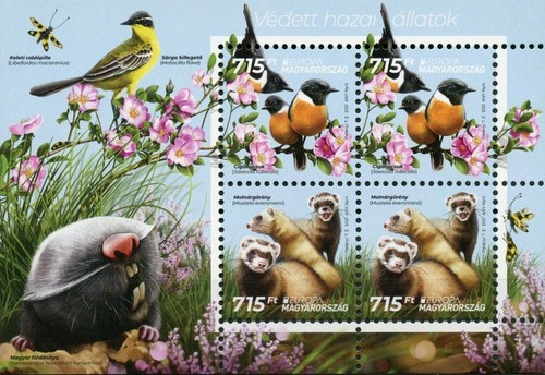 [EUROPA Stamps - Endangered National Wildlife, type ]