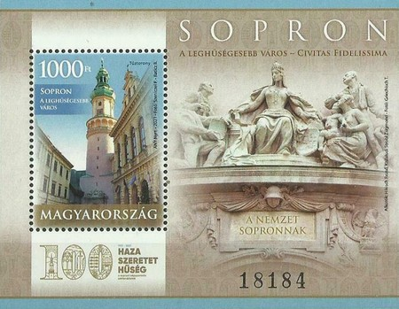[Sopron - The Most Loyal City, type ]