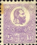 [King Franz Joseph - Engraved, Typ A16]