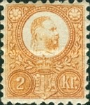 [King Franz Joseph - Engraved, Typ A9]