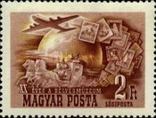 [The 20th Anniversary of the Postage Stamp Museum, Budapest, type AIY]