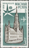[Airmail - Universal and International Exposition, Brussels, Typ AZU]