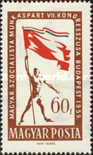 [The 7th Congress of the Hungarian Socialist Workers` Party, Typ BEF]