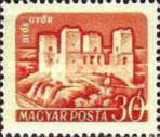 [Castles and Fortresses - Coloured Paper, type BER1]