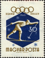 [Winter Olympic Games- Squaw Valley, USA, Typ BFH]