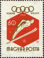 [Winter Olympic Games- Squaw Valley, USA, Typ BFJ]