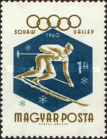 [Winter Olympic Games- Squaw Valley, USA, Typ BFL]