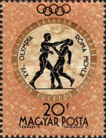 [Olympic Games - Rome, Italy, type BGA]