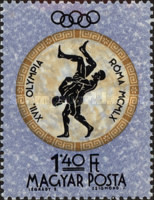 [Olympic Games - Rome, Italy, type BGG]