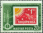 [Conference of Postal Ministers of Socialist Countries, type BOM]
