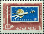 [Conference of Postal Ministers of Socialist Countries, type BOS]