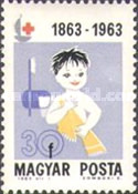 [The 100th Anniversary of the International Red Cross, type BPX]