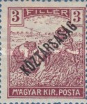 [War Charity Stamps - Reaper and Parliament Stamps Overprinted, type BS1]