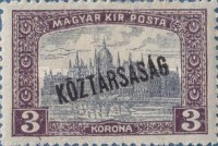[War Charity Stamps - Reaper and Parliament Stamps Overprinted, type CA2]
