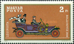 [Historical Motor Vehicles, Typ CNX]