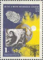 [The 100th Anniversary of the Meteorological Service, Typ COJ]