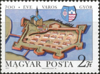 [The 700th Anniversary of the Gyor City, Typ CRL]