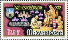[The 1000th Anniversary of Szekesfehervar - The 750th Anniversary of the Golden Bull Granting Rights to lesser Nobility, type CWG]