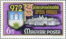 [The 1000th Anniversary of Szekesfehervar - The 750th Anniversary of the Golden Bull Granting Rights to lesser Nobility, type CWJ]
