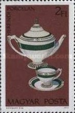 [Herend Porcelain, type CWV]