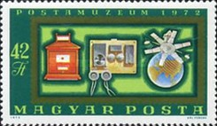 [Re-opening of the Post and Stamp Museum, type CXI]