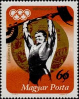 [Medal Wins at the Olympic Games in Munich, Typ CYR]