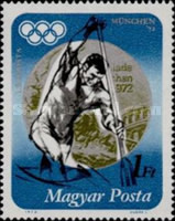 [Medal Wins at the Olympic Games in Munich, Typ CYS]