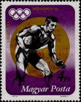 [Medal Wins at the Olympic Games in Munich, Typ CYV]