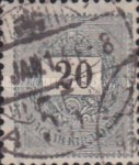[Definitive Issue - New Watermark, type D77]