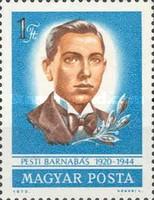 [Resistance Fighter Barnabas Pesti, 1920-1944, Typ DBJ]